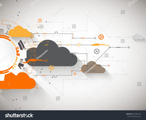 stock-vector-web-cloud-technology-business-abstract-background-vector-432081307
