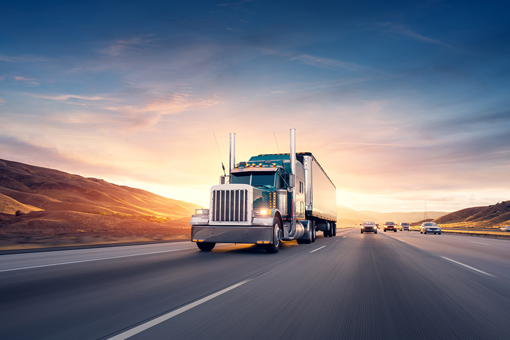, The Digital Journey: Banking, Trucking & Logistics